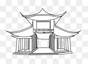 How To Draw An Easy Disney Castle A Step - Disney Castle PNG