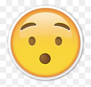 Hushed Face Emojis Emoji Stickers, Emoji And Emoticon - Emoji Poop Clipart
