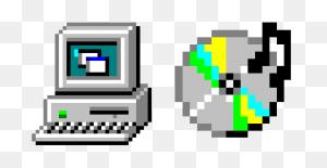 Icones Pixel - Pixel PNG