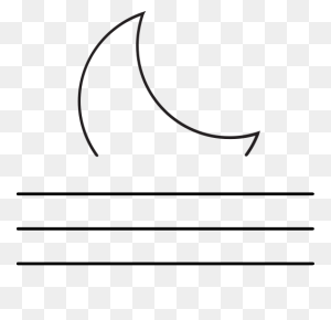 Icons For Free Crescent Icon, Half Icon, Meteo Icon, Moon Icon - Lunar Eclipse Clipart