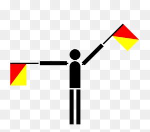 International Maritime Signal Flags Flag Semaphore International - International Flags Clipart