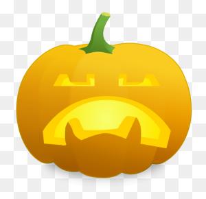 Jack O' Lantern Halloween Pumpkins Pumpkin Jack - Carved Pumpkin Clipart