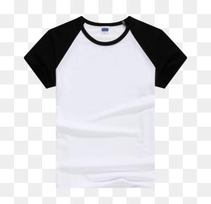 Korea Organic T Shirt Blank T Shirt For Printing New Design Logo - Blank T Shirt PNG