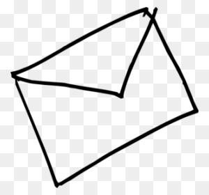 Letter Clipart Business Letter, Letter Business Letter Transparent - Letter Writing Clipart