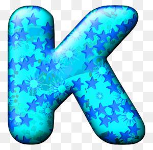 Letter K Etc Home Alphabets Themed Letters Party Balloon - Letter K Clipart