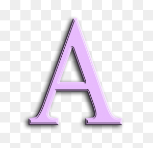 Letters Hd Png Transparent Letters Hd Images - Letter A PNG