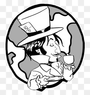 Mad Hatter Worlds - Mad Hatter PNG