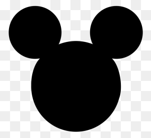 Mickey Mouse Ears Christmas Clipart, Mickey Mouse Ears Christmas - Mickey Mouse Christmas Clipart