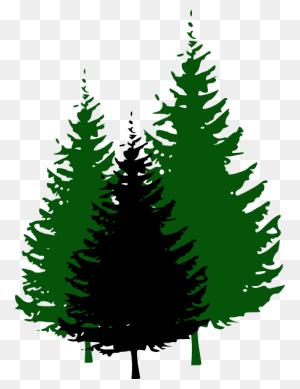 Mountain Trees Clip Art T Shirt Designs Tree - Mountain Silhouette Clip Art