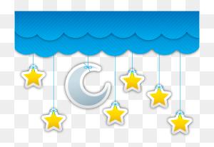 Night Sky Clipart Transparent - Night Sky Clipart