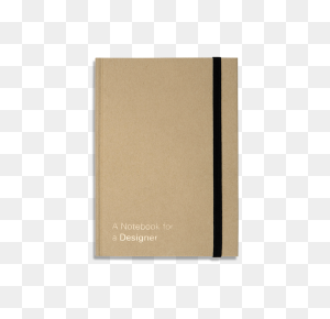 Notebook For Designers Paper Planes - Notebook Paper PNG