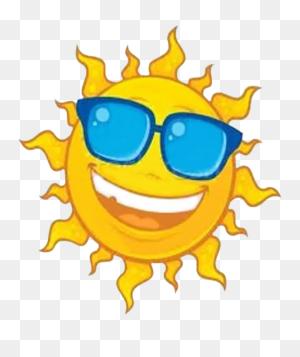 Odessa Mood Board Summer Sun, Summer Clipart - Summer Activities Clipart