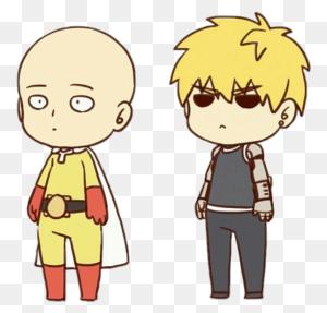 Onepunchman Saitama Anime Anime Chibi - Saitama PNG