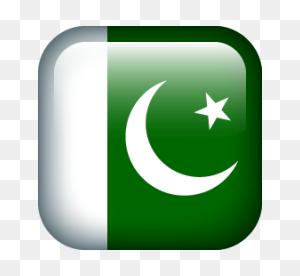 Pakistan, Flags, Flag Icon Free Of Flag Borderless Icons - Pakistan Flag PNG