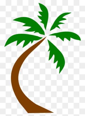 Palm Tree Art Tropical Palm Trees Clip Art Clip Art Palm Tree - Family Tree Clipart Free