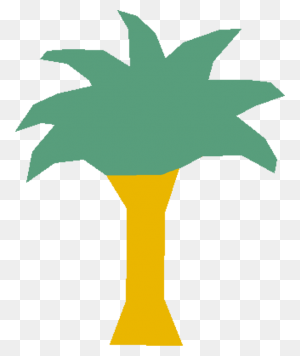 Palm Trees Computer Icons Date Palm Woody Plant - Palm Tree Island Clipart