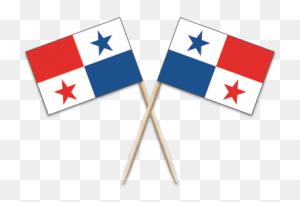 Panama Toothpick Flags World Toothpick Flags Flag - Panama Flag PNG