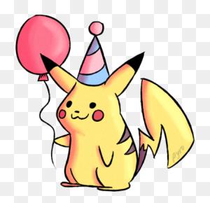 Pikachu Birthday Card My Birthday Birthday, Cards - Happy Birthday Daughter Clipart