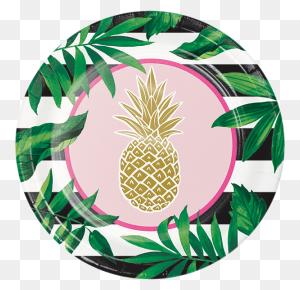 Pineapple Clipart Happy Birthday, Pineapple Happy Birthday - Happy Birthday Glitter Clip Art