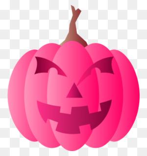 Pink Pumpkin Clipart Inside Pink Pumpkin Clip Art - Pink Pumpkin Clipart