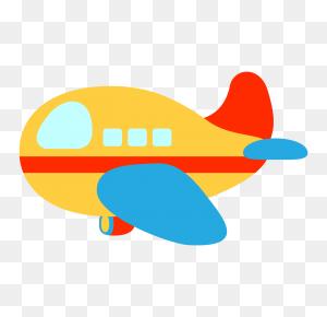 Plane Clipart Boat, Plane Boat Transparent Free For Download - Plane Clipart Transparent