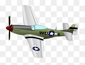 Plane Clipart Cartoon, Plane Cartoon Transparent Free For Download - Plane Clipart Transparent