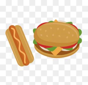 Png Hamburgers Hot Dogs Transparent Hamburgers Hot Dogs Images - Cheeseburger PNG
