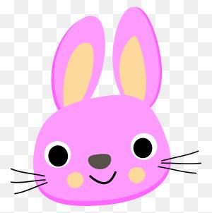 Png Rabbit Face Transparent Rabbit Face Images - Rabbit PNG