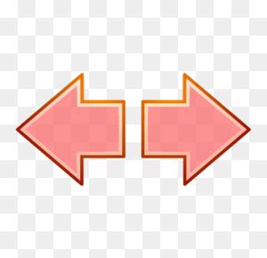 Previous Next Arrows Vector, Pink Arrows, Previous, Next Png - Pink Arrow PNG