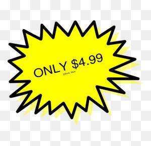 Price Sticker - Price Sticker PNG