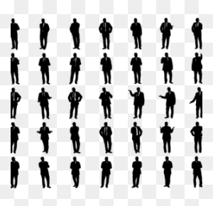 Product Category Free Vector Silhouettes Free Vector Silhouette - People Silhouette PNG