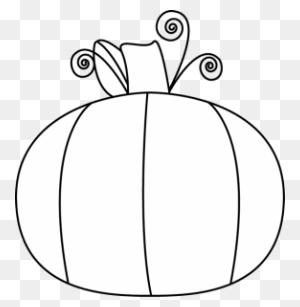 Pumpkin Black And White Clip Art Black And White Pumpkin Clip Art - Pumpkins Black And White Clipart