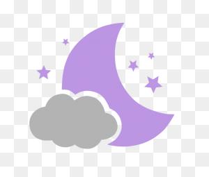Purple Skies' Cutie Mark - Streak PNG