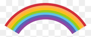 Rainbow Clip Art Rainbow Images - Rainbow Bridge Clipart
