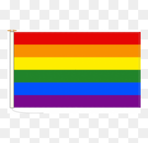 Rainbow Flag Economy Rainbow Flags Pride Flags Greens - Lgbt Flag PNG