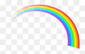 Rainbow Transparent Clipart Picture Rainbows Rainbow, Clip Art - Rainbow Background PNG