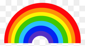 Rainbows Gallery Isolated Stock Photos - Rainbow PNG Transparent Background