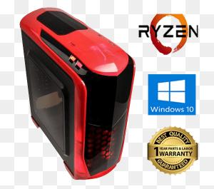 Ryzen Kolink Aviator Custom Desktop Computers, Intel Amd - Gaming Computer PNG
