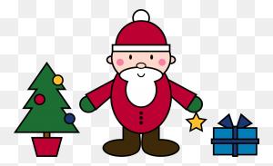 Santa Claus Christmas Day Clip Art Christmas Mrs Claus Computer - Santa And Mrs Claus Clipart