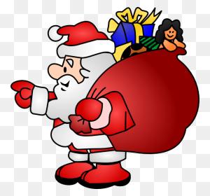 Santa Claus Clip Art Free Santa Clipart Mrs Claus Pencil - Santa Claus Clipart Free