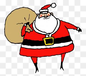 Santa Claus Clipart Drunk Santa Claus And Reindeer Vector Clip - Drunk Santa Clipart