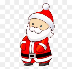 Santa Claus Clipart Printable - Santa And Mrs Claus Clipart