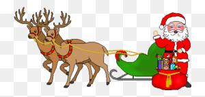 Santa Claus Clipart Santa Claus Rudolph Santa Claus Clip Art Png - Rudolph The Red Nosed Reindeer Clipart