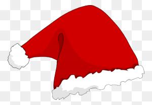 Santa Claus Hat Png Kids Xmas Clip Art Santa Claus Hat - Santa Claus Hat PNG