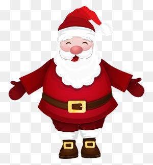 Santa Claus Png Images Free Download, Santa Claus Png - Drunk Santa Clipart