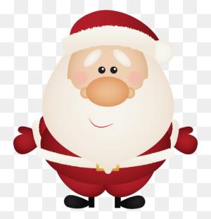 Santa Claus Santa - Santa And Mrs Claus Clipart