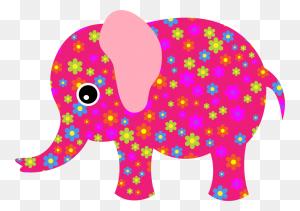 Seeing Pink Elephants Drawing White Elephant - White Elephant Clip Art