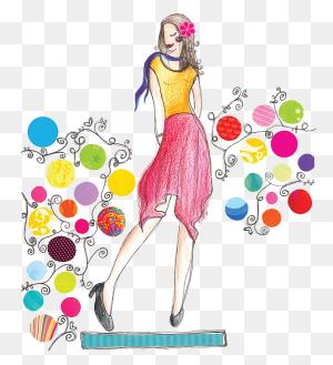 Senior Fashion Show Clip Art Fashion Design Images - Fashion Show Clipart