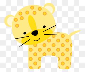 Sgblogosfera Animales Salvajes Imprimibles - Baby Safari Animals Clipart