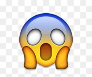 Site With High Quality Emojis! Emojis Emoji - Surprised Emoji PNG